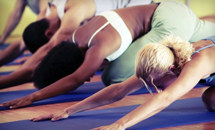 10 or 20 Yoga Classes at Meditative Mind (Up to 65% Off) 