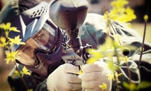 Paintball for Two, Four, or Six with Ammo and Equipment Rental at Capture the Flag in Cochrane (Up to 71% Off)