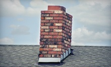 Dryer-Vent Cleaning, Chimney Cleaning, or Both from Mr. Sweeps Chimney Cleaning Service (Up to 61% Off)