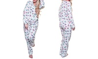 GROUPON: Gotta-Have-Cupcakes Women's Fleece Pajama Set  Gotta-Have-Cupcakes Women's Fleece Pajama Set