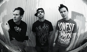 Wine Amplified Festival �� Train, Blink-182, Michael Franti, Violent Femmes, Better Than Ezra, And Magic! (up To 44% Off)