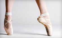 $45 for One Month of Unlimited Adult Ballet or Jazz/Hip Hop Fit Classes at DFW Dance Force ($100 Value)