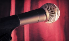 $19 for a Valley Comedy Show for Two with Drinks at Shamrocks Irish Pub on May 9, June 6, or July 11 (Up to $40 Value)