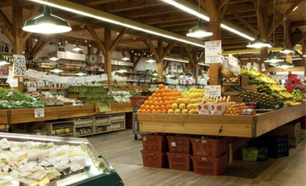 $15 for $25 Worth of Meats, Produce, Seafood, and Garden Products at Idylwilde Farms