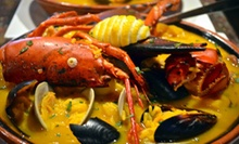 Spanish Dinner for Two or Four with Tapas and Wine at Vivo Tapas Lounge (Up to 60% Off)
