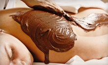One or Two Chocolate Body Scrubs at Behind Enemy Lines (55% Off)