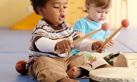 Kids' Classes or Open Play at Gymboree Play & Music (Up to 75% Off). Two Options Available.