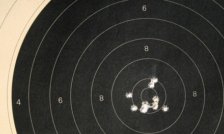 Shooting-Range Packages for Two at Quickshot Shooting Range (Up to 47% Off). Three Options Available.