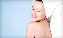 $99 for a Spa Package with Body Scrub, Haircut, Mani-Pedi, and Makeup Application at The Secret Spa & Salon ($240 Value)