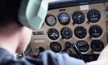 $125 for Mini Ground School and Discovery Training Flight from Cardinal Wings Aviation ($249.99 Value)