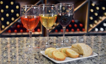 Wine, Olive-Oil, and Balsamic Class for Two or Four at Taste (Up to 56% Off)