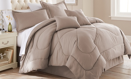 Hotel New York 6-Piece Down Alternative Comforter Set