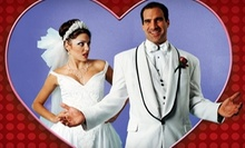 "$45 for ""Tony and Tina's Wedding"" Dinner-Theater Comedy Show at Bally's Las Vegas Hotel & Casino (Up to $99.99 Value)"