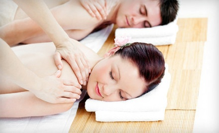 Swedish Massage or Couples Massage with Brunch or Dinner at A Healing Touch Massage Therapy/Spa LLC (Up to 53% Off)