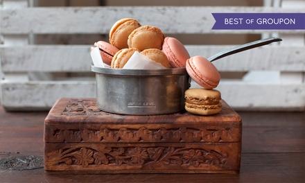 1- or 2-Dozen Gluten-Free Macarons at Macaronage Macarons (Up to 39% Off)