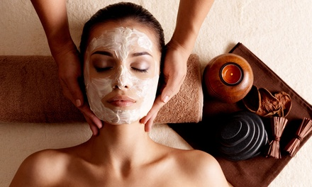 Up to 50% Off Anti-Aging Microdermabrasion  at Salon Harmony West