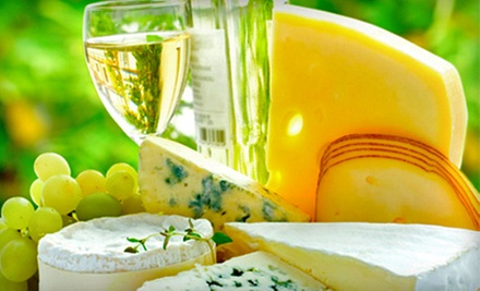 $29 for a Wine and Cheese Tasting for Two on Thursday, May 16, at 6 p.m. at The French Wine Merchant ($70 Value)