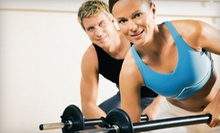 10 Fitness Classes, or 15 Classes with Three Personal-Training Sessions at Streamline Vibrations Studio (Up to 86% Off)
