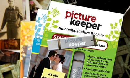 Picture Keeper Photo-Storage Device with 4GB, 8GB, or 16GB Capacity from $19.99–$49.99