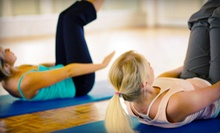 10 or 20 Pilates, Piloxing, or Fusion Fitness Classes at Glory's Place Pilates, Skin &amp; More (Up to 70% Off)