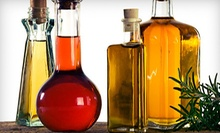 $12 for $25 Worth of Oils, Vinegars, and Spirits at Vom Fass