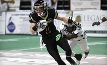 Lehigh Valley Steelhawks Indoor Football Game for Two or Four at Stabler Arena on May 18 or 25 at 7 p.m. (Half Off)