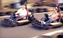 $13 for One Go-Kart Ride and Four Additional Fun-Park Activities at Raceway to Fun (Up to $26 Value)