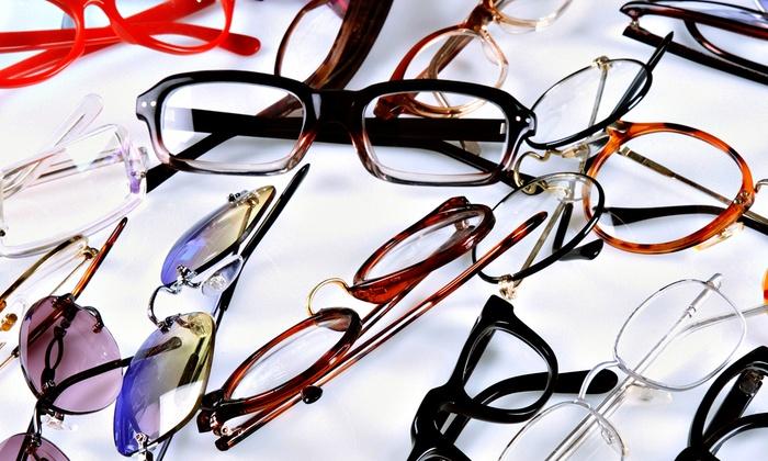 Designer & Prescription Eyewear - Wear Eyewear | Groupon