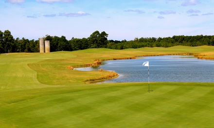 18-Hole Round of Golf with Cart Rental for One or Four at Keith Hills Golf Club (Up to 57% Off)