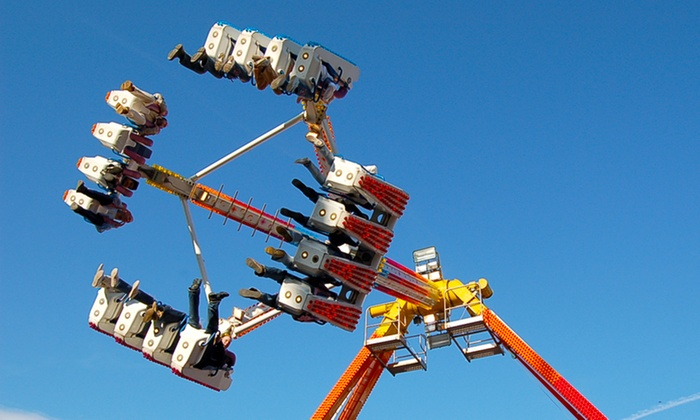 Clapham Common Funfair - London: Clapham Common Easter Fair Entry With Rides Wristband from £8.99 (Up to 33% Off*)