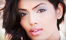 $15 for Eyebrow, Lip, and Chin Threading at Om Threading & Beauty Bar ($30 Value)
