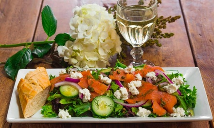 Artisan Cheese Courses and Bistro Cuisine or Catering Services from The Cheese Course (45% Off)