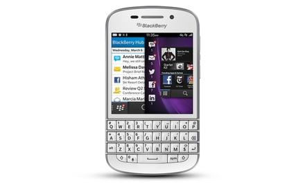 Blackberry Q10 3.1