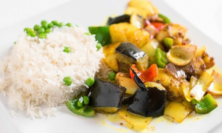 Indian Meal for Two or Four at Diva Indian Bistro (Up to 63% Off)