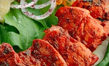Mediterranean and Persian Food at Alibaba (Half Off). Two Options Available.