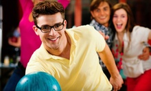 $15 for $30 Worth of Bowling, Billiards, Food, and Drinks at Either Saratoga Lanes or Moolah Lanes