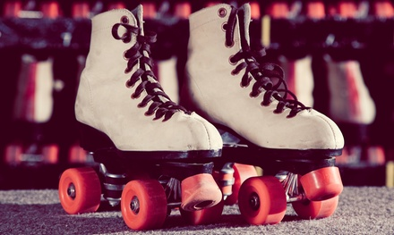 Skating and Activity Passes at Skate Zone Fun Center (Up to 96% Off). Three Options Available.