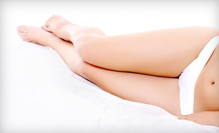 One or Two Brazilian Waxes at Lamaris Salon & Day Spa (Up to 51% Off)