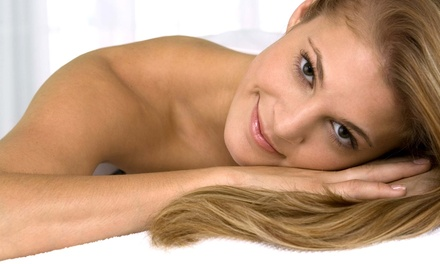 Mini Spa Package with Massage and Facial for One or Two at White Raven Spa Company (Up to 56% Off)