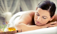 60-Minute Relaxation or Hot-Stone Massage at Utopia Massage Therapy (Up to 51% Off)