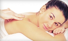 One or Three 60-Minute Swedish or Deep-Tissue Massages at Essential Being Massage (Up to 53% Off)
