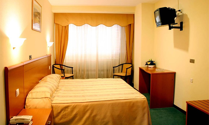 Hotel Las Viñas Arteixo — A Corunha: 1-7 noites para duas pessoas com pequeno-almoço e oferta de boas-vindas desde 34€