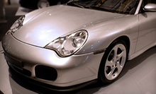 Exterior Detailing Package with Light Interior Cleaning for a Car or for an SUV or Truck at Auto Spa (Up to 61% Off)
