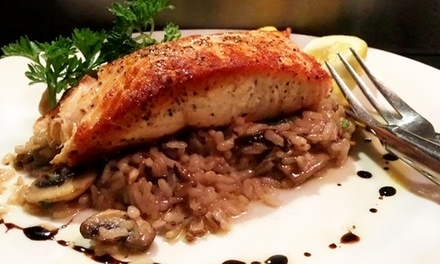 Italian Dinner for Two, Four, or More at at Spezia (50% Off)