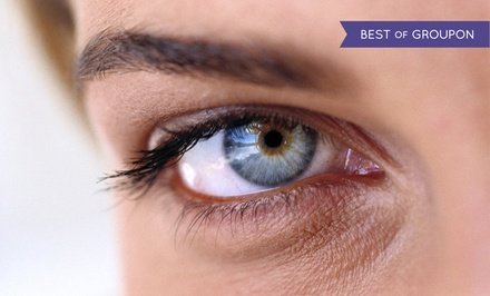 $2,400 for LASIK for Both Eyes at St. Michael's Eye & Laser Institute ($4,800 Value)