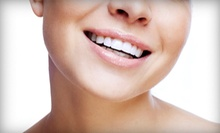 Initial Exam, Cleaning, X-rays, and Fluoride Treatment for One or Two at Coolsprings Cosmetic Dentistry (Up to 83% Off)