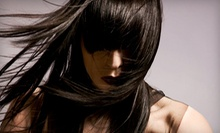 C$39 for a Haircut, Deep-Conditioning Treatment, Blow-Dry, and Style at Kearns & Co. Hair (C$115 Value)