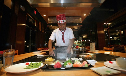 Japanese Dinner for Two or Four at Tokyo Japanese Steak House (Half Off)