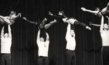 $29 for Two Adult Sports-Acrobatics Classes at MSA & Circus Arts ($60 Value)