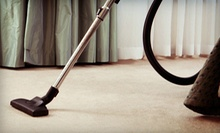 Carpet Cleaning in Three or Five Rooms or 500 Sq. Ft. of Tile Cleaning from On Time Carpet Service (Up to 56% Off)